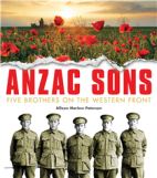 Anzac Sons: Five Brothers on the Western Front