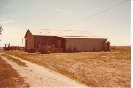 The Shearing Shed of the 1980's